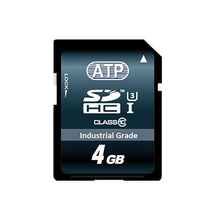 ATP Tarjeta SD de Grado Industrial 4 GB: Amazon.es: Informática