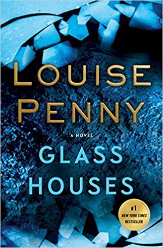 [By Louise Penny] Glass Houses: A Novelt (Hardcover)【2017】by Louise Penny (Author) - Glasses Penny