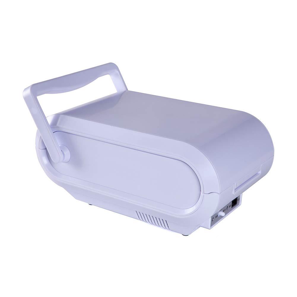 Enfriador Blanco - Carro/Hogar PequeñO Refrigerador PortáTil ...