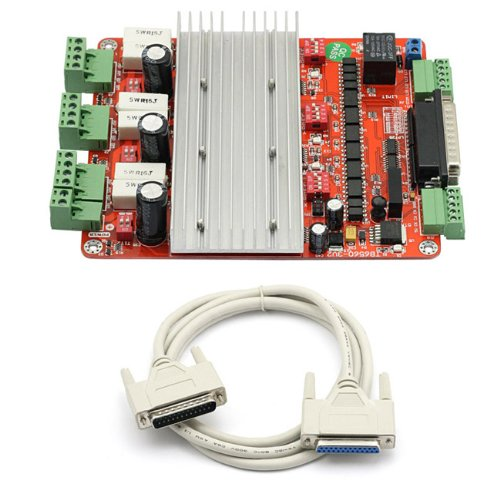 Riorand cnc tb6560 4 axis 3 5a stepper motor driver board for Stepper motor buy online