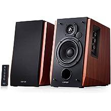 Edifier R1700BT Powered 2.0 Bluetooth Active Bookshelf Wood Speakers (Certified Refurbished)