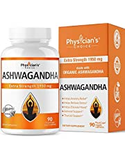 Ashwagandha Root Powder Extract with Black Pepper, Powerful Anxiety Relief, Thyroid Support, Cortisol & Adrenal Support, Anti Anxiety & Adrenal Fatigue Supplements
