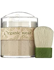 Physicians Formula Organic Wear 100% Natural Loose Powder, Translucent Light Organics, 0.77-Ounces