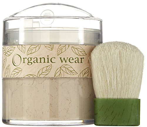 Physicians Formula Organic Wear 100% Natural Loose Powder, Translucent Light Organics, 0.77-Ounces - Natural Origin Pressed Powder