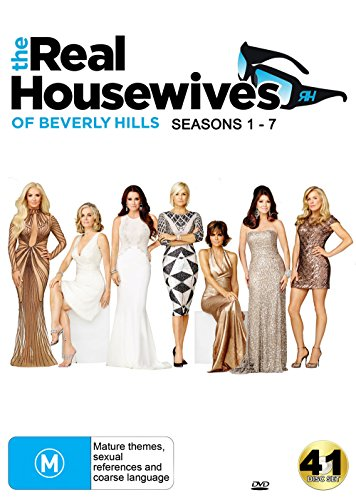 Real Housewives of Beverly Hills: Seasons 1-7 by Imports