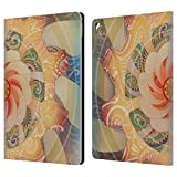Official Brenda Erickson Solar Plexis Chakras Leather Book Wallet Case Cover For Apple iPad Pro 12.9 (2017)