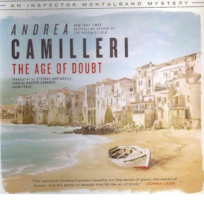 The Age of Doubt (Inspector Montalbano Mysteries (Audio)) (CD-Audio) - Common