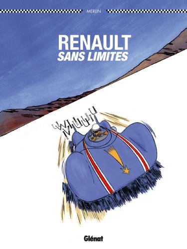 Renault sans limite (French Edition) by [Merlin, Christophe]