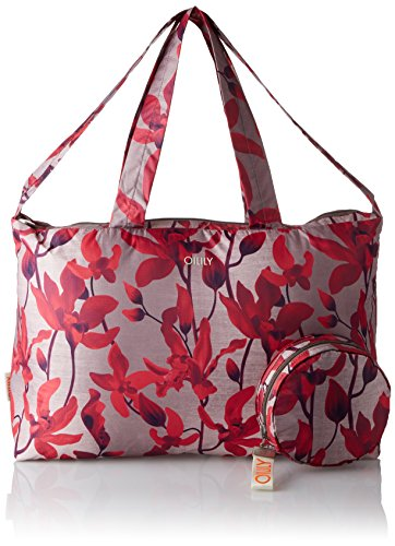 Red Shopper Enjoy a secchiello Oilily Xlhz Borse Dark Rosso Donna Bzwqqx65