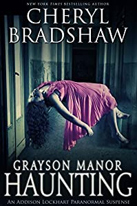 Grayson Manor Haunting by Cheryl Bradshaw ebook deal