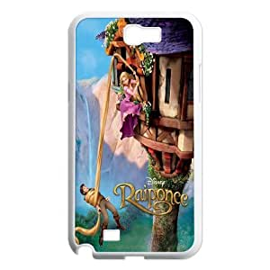 Steve-Brady Phone case Tangled Princess Protective Case For Samsung Galaxy Note 2 Case Pattern-11