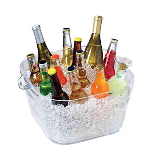 Prodyne Big Square Party Tub product image