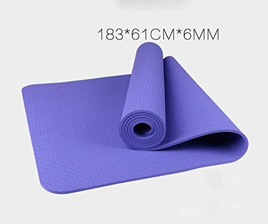 Lcxligang - Esterilla de Yoga Antideslizante para Yoga ...