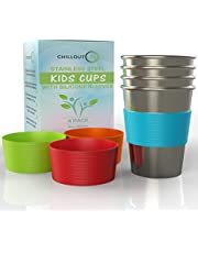 Stainless Steel Cups for Kids 8 oz