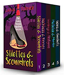 The Presley Thurman Mysteries Boxed Set: A Cozy Mystery Series