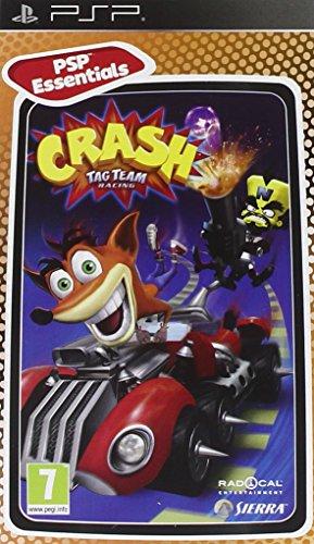 Sierra PSP-CRASHTAG Crash Tag Team Racing Psp