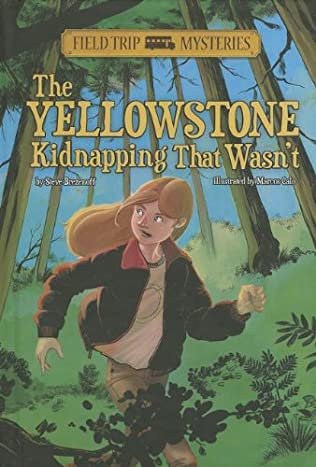 book cover of The Yellowstone Kidnapping That Wasn\'t