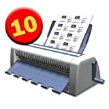 Cardmate 10-Up Business Card Cutter & Slitter for 8 1/2'' x 11'' Paper from ABC Office