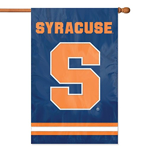 Party Animal Syracuse Orangemen Banner College Flag