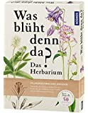 Kosmos Verlag Was blüht denn da? Das Herbarium
