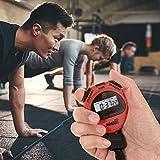 MARATHON Adanac 4000 Digital Stopwatch Timer with Extra...