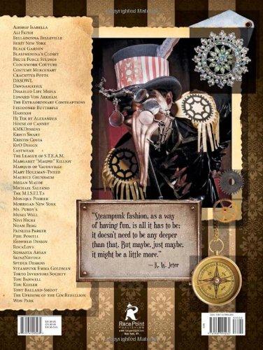 Anatomy of Steampunk: The Fashion of Victorian Futurism 4