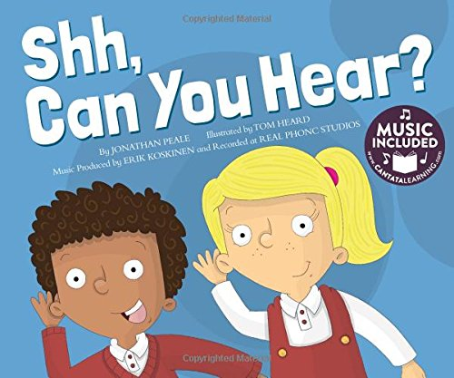 Shh, Can You Hear? (School Time Songs) pdf