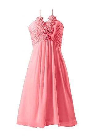 058836d141276 DaisyFormals Corset A-line Party Gown Knee Length Bridesmaid Dress  (BM325S)- Light