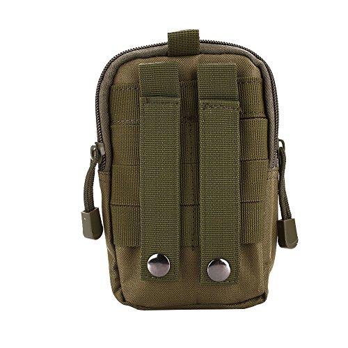 Forfar Military Praktische Tactical Außenjagdtasche taktisch Hüfttasche Gürtel Bag Camping Outdoor Wandern Jagd Reisen Militär Molle Pouch Wallet