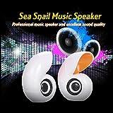 Joyshopping Sea Snail Music Speaker Desktop Speaker
