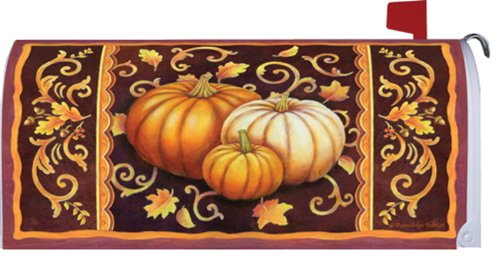 Pumpkins 1702MM Magnetic Mailbox Cover