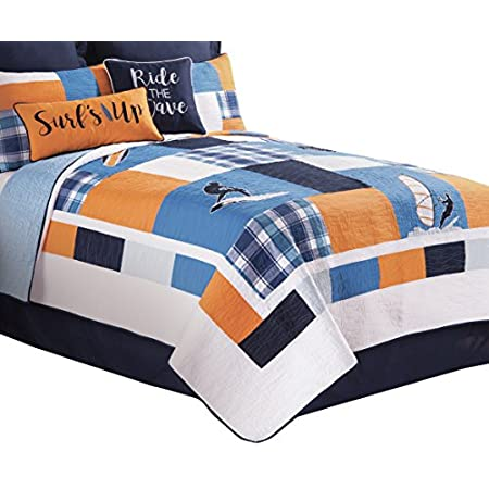 51h93eFlBfL._SS450_ 100+ Nautical Quilts and Beach Quilts