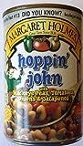 Margaret Holmes Hoppin' John with Blackeye Peas, Tomatoes, Onions & Jalapenos 14.5 Oz (Pack of 6)