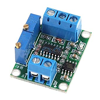 Converter Module Isolation Transmitter Signal Current to Voltage 4-20mA to 0-5V