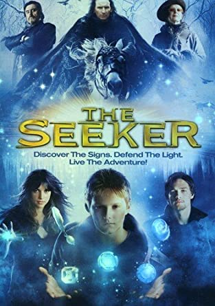 amazon com the seeker alexander ludwig ian mcshane christopher