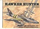 Hawker Hunter in Action, Glenn Ashley, 089747273X