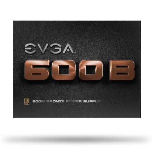 EVGA 600 B1, 80+ BRONZE 600W, 3 Year Warranty, Includes FREE Power On Self Tester, Power Supply 100-B1-0600-KR by EVGA (Image #7)'