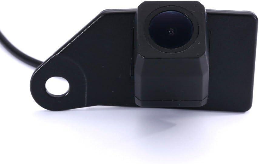 Dynavision Vue Arri/ère de Voiture 170 Degr/é Angles de Vision Camera de Recul Voiture /étanche pour Mitsubishi ASX//RVR//Outlander Sport//CS6//Citroen C4 Aircross//Peugeot 4008//Peugeot 4008