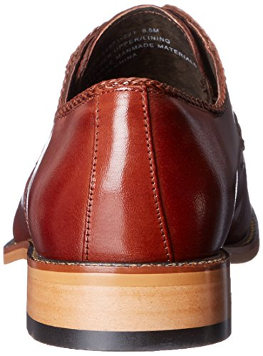 Stacy Adams Mænds Bramwell Oxford Cognac jR3B7Y2