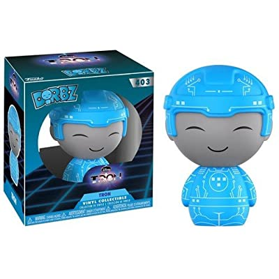 Funko Dorbz: Tron - Classic Tron (Styles May Vary) Collectible Vinyl Figure: Funko Dorbz:: Toys & Games