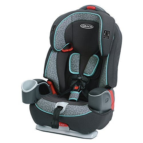 Graco Nautilus 65 3-in-1 Harness Booster Car Seat, Sully