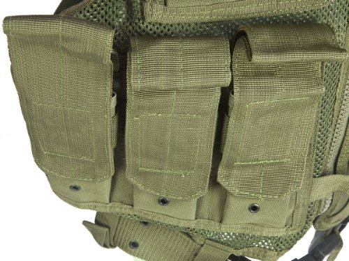French Usmc Vest Oliva Cce Tactical Mil Draw Camo tec Quick Yzc5X