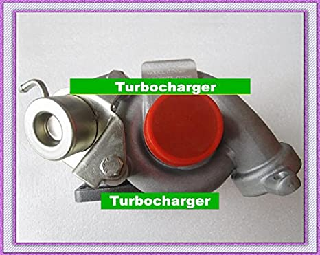 GOWE TURBO for TURBO TD025 49173-07503 49173-07502 For FORD Fiesta For Focus C-MAX Citroen Berlingo C3 C4 Peugeot 307 DV6B DV6ATED4 DV6U 1.6L - - Amazon.com