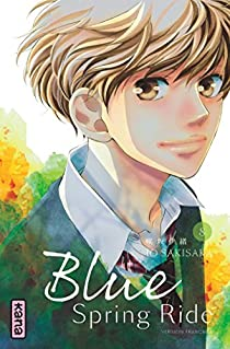 Blue Spring Ride, tome 8  par Sakisaka
