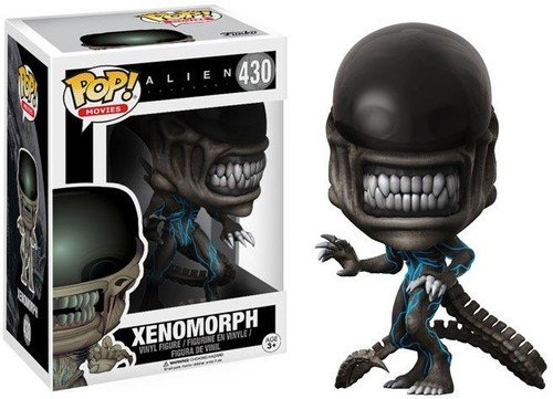 Funko Pop Movies: Alien: Covenant - Xenomorph (Skull) Toy -