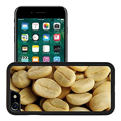 Liili Apple iPhone 7 iPhone 8 Aluminum Backplate Bumper Snap iphone7/8 Case iPhone6 IMAGE ID 33084229 Unroasted coffee bean