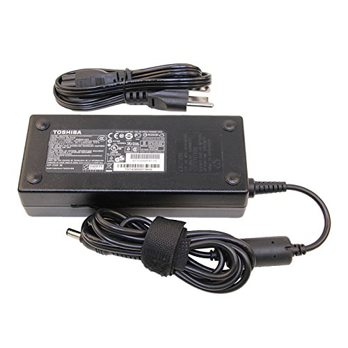 Toshiba 120W Replacement Ac Adapter For Toshiba Satellite Notebook Model  A305d S6886  Psahcu 002002  A305d S6914  Psahcu 01801C  A505 S6033  Psat9u 006002  A505 S6020  Psat9u 005001  A505 S6031  Psat9u 00K006  A355d S6887  Psalmu 00J001  100  Compatible With P N  Pa3290u 2Aca  Pa3336u 2Aca  Pa3290u 3Aca  Pa3516u 1Aca  Pa3468u 1Aca  Pa3717u 1Aca