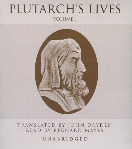 Plutarch's Lives by Blackstone Audio Inc