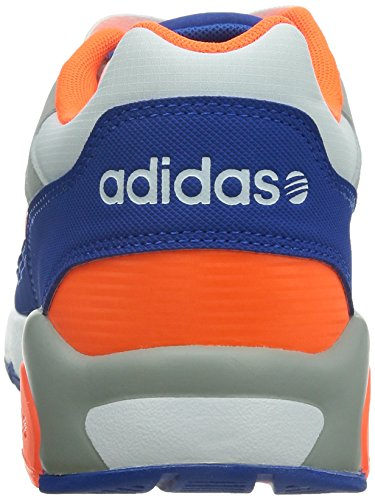 adidas Neo Run9Tis Mens Running Trainers / Shoes Blanco