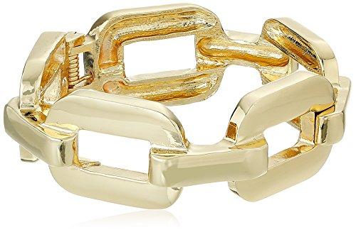 Guess Frozen Chain Bangle Bracelet